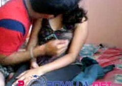 Indian Bhabhi Near Boyfriend - SanjanaSingh.in