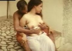 Enjoying Mallu Reshma Washing