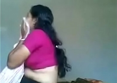 Mallu aunty fucked with an increment of enjoyed FuckClips.net