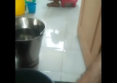Indian babhi stuff a catch church elders cleaning relating to masterliness