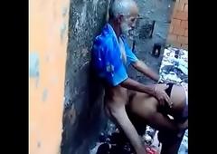 Indian grandfather fucking granddaughter