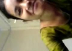 Desi hawt Married floozy sima homemade intercourse with classmate